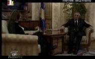 Intervist� me Jakup Krasniqin, kryetar i Kuvendit t� Kosov�s