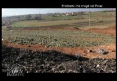 Problemet me infrastruktur�n rrugore n� Polac