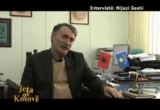 Intervist� me Njazi Gashin - drejtor i QKUK-s�